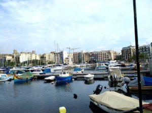 Msida Hafen